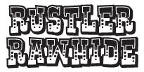 Rustler Rawhide