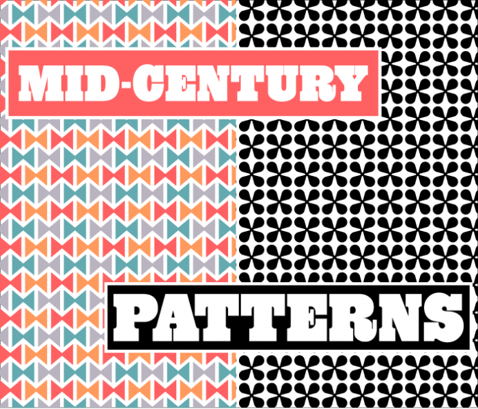 Mid-Century Patterns